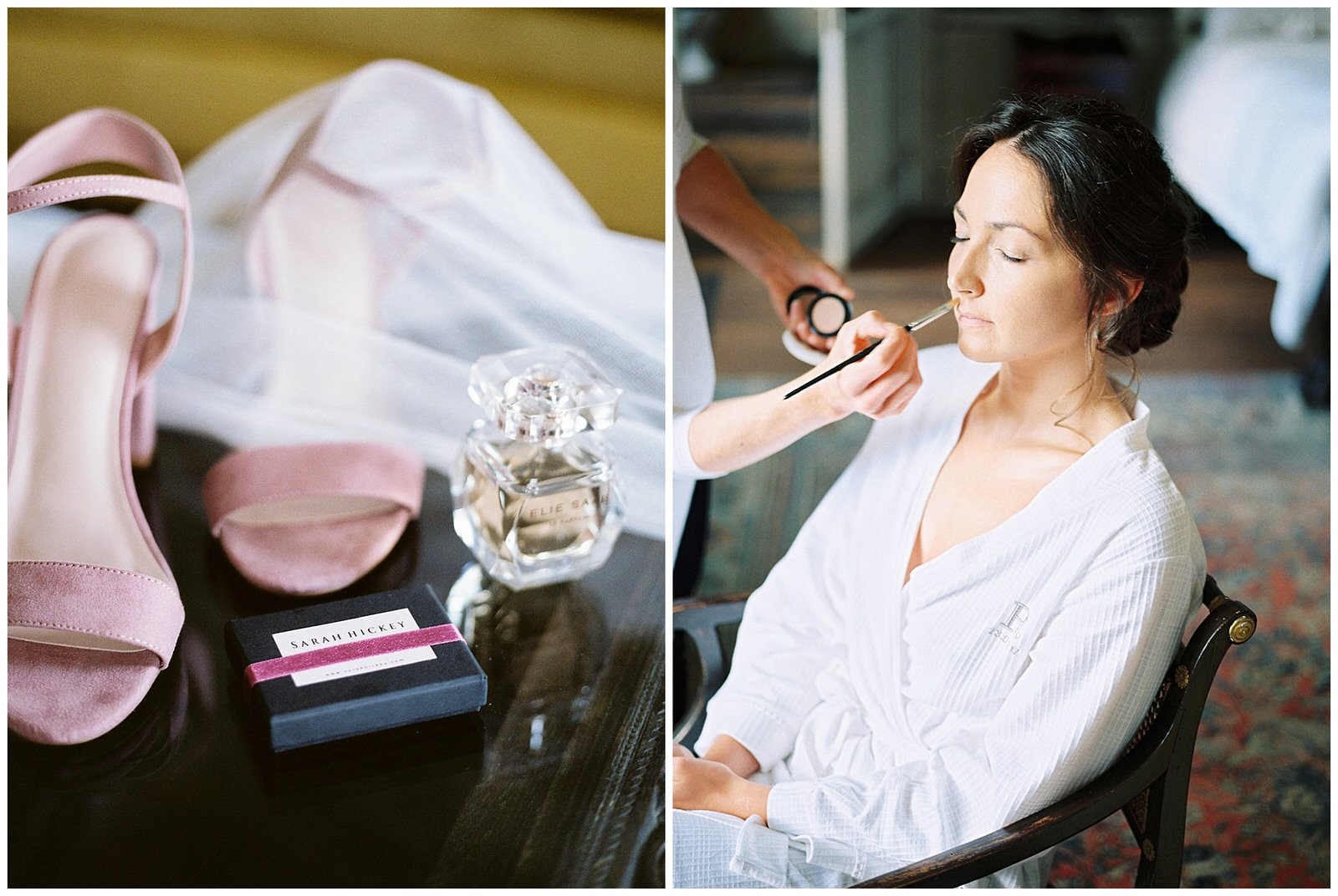 BRIDAL PREP WITH ELLIE SAAB PREFUME