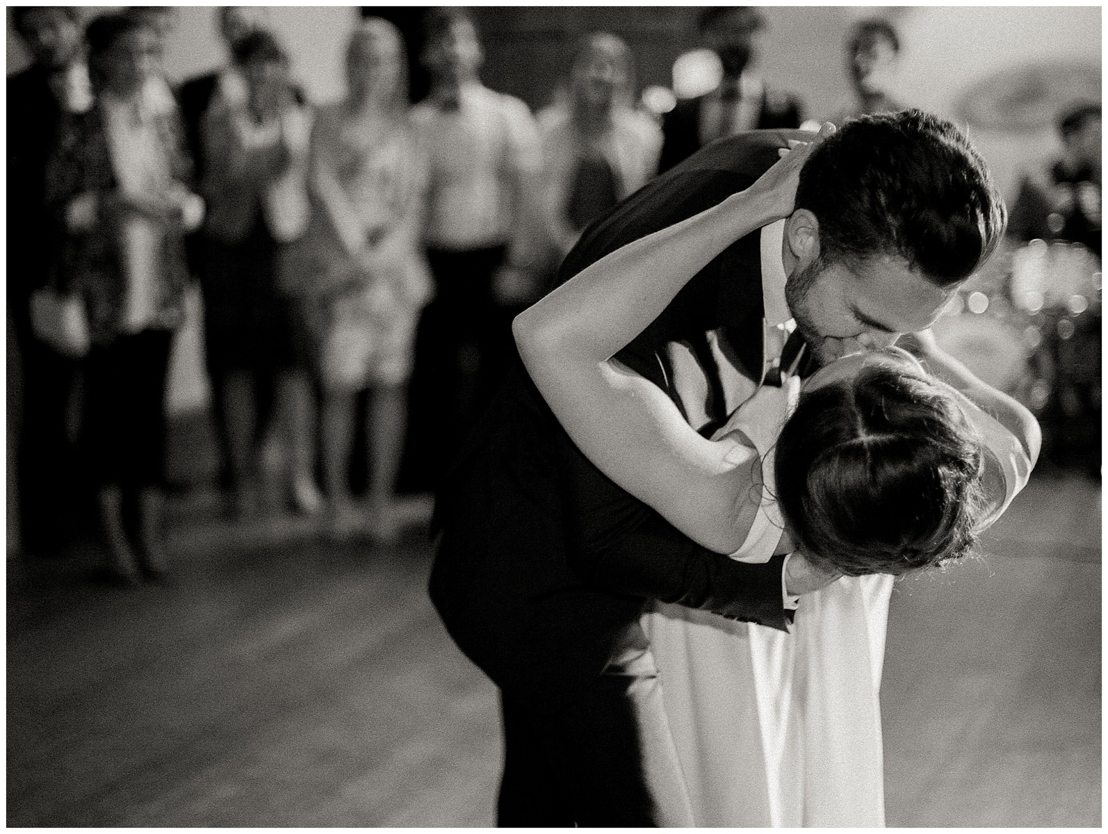romatic first dance at st giles house