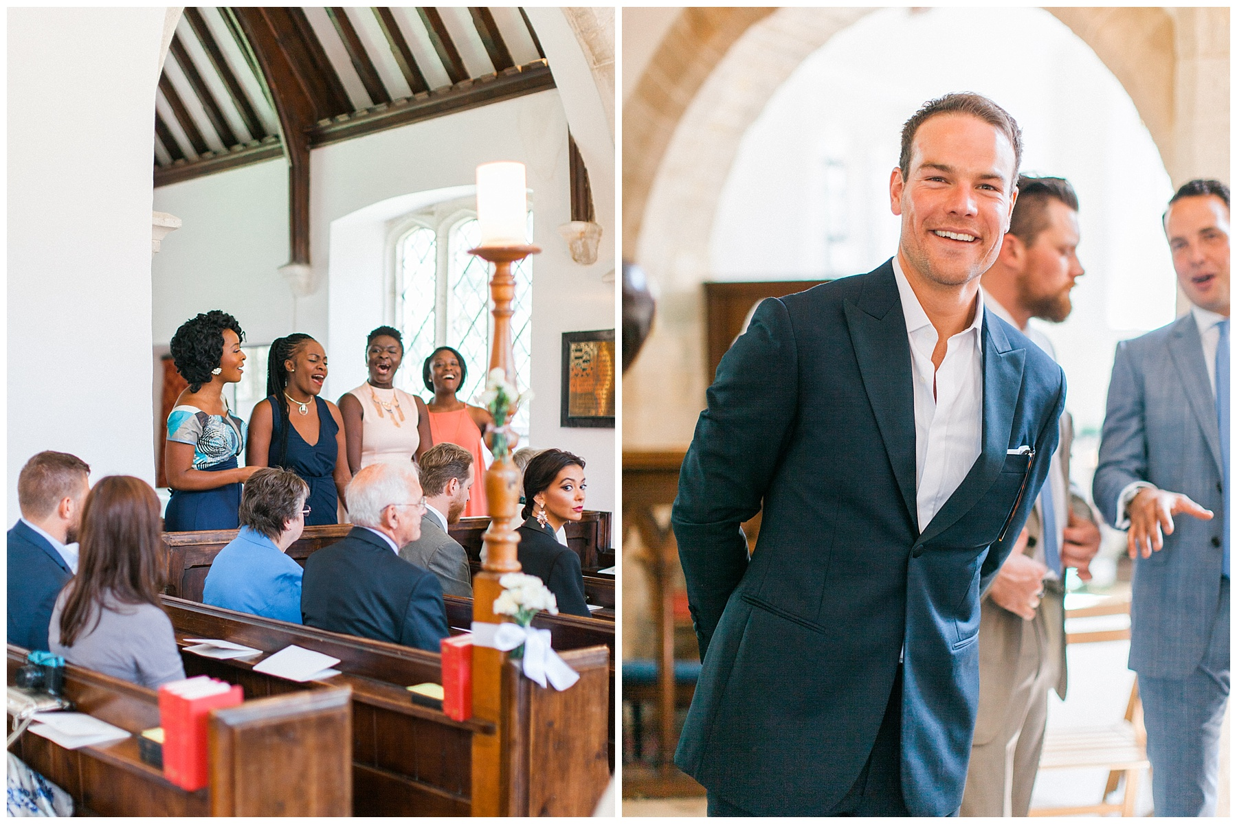 kimmeridge church wedding