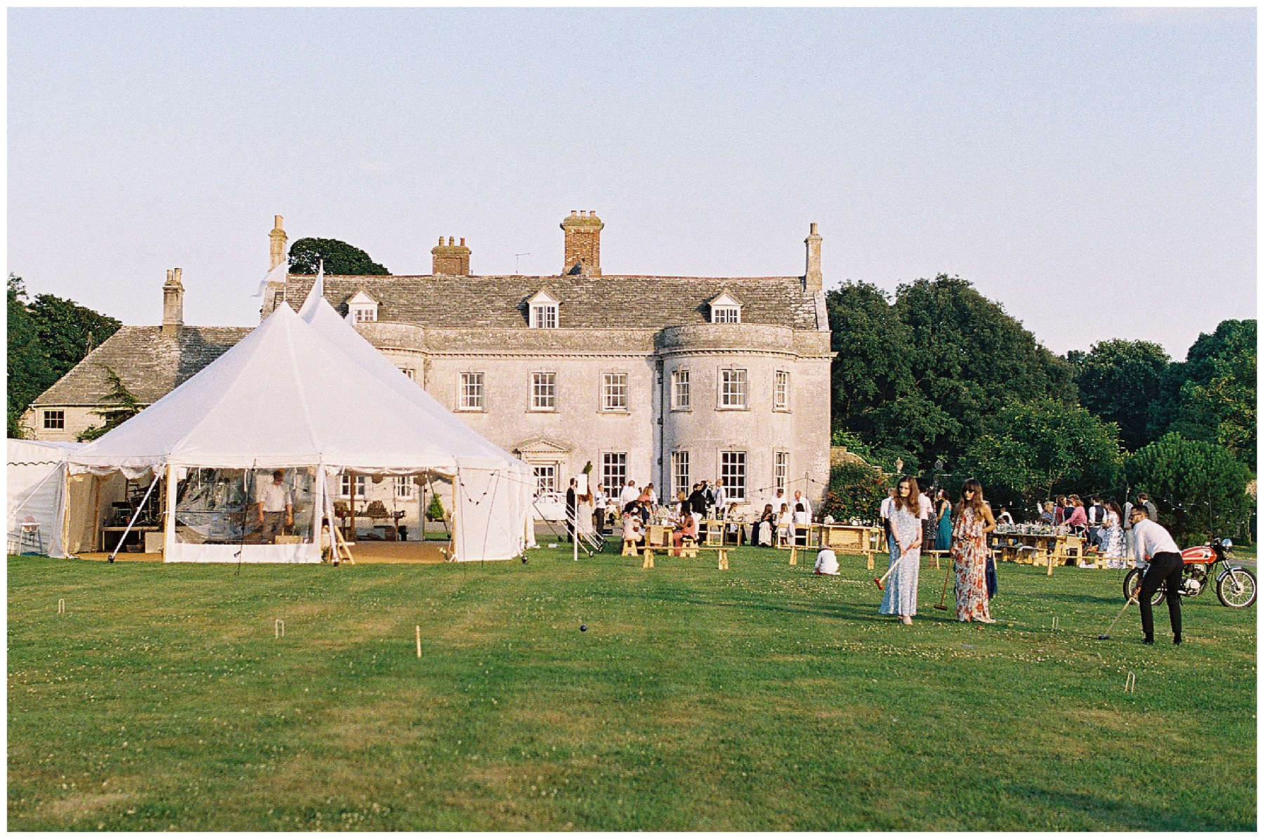 smedmore house, dorset wedding venue