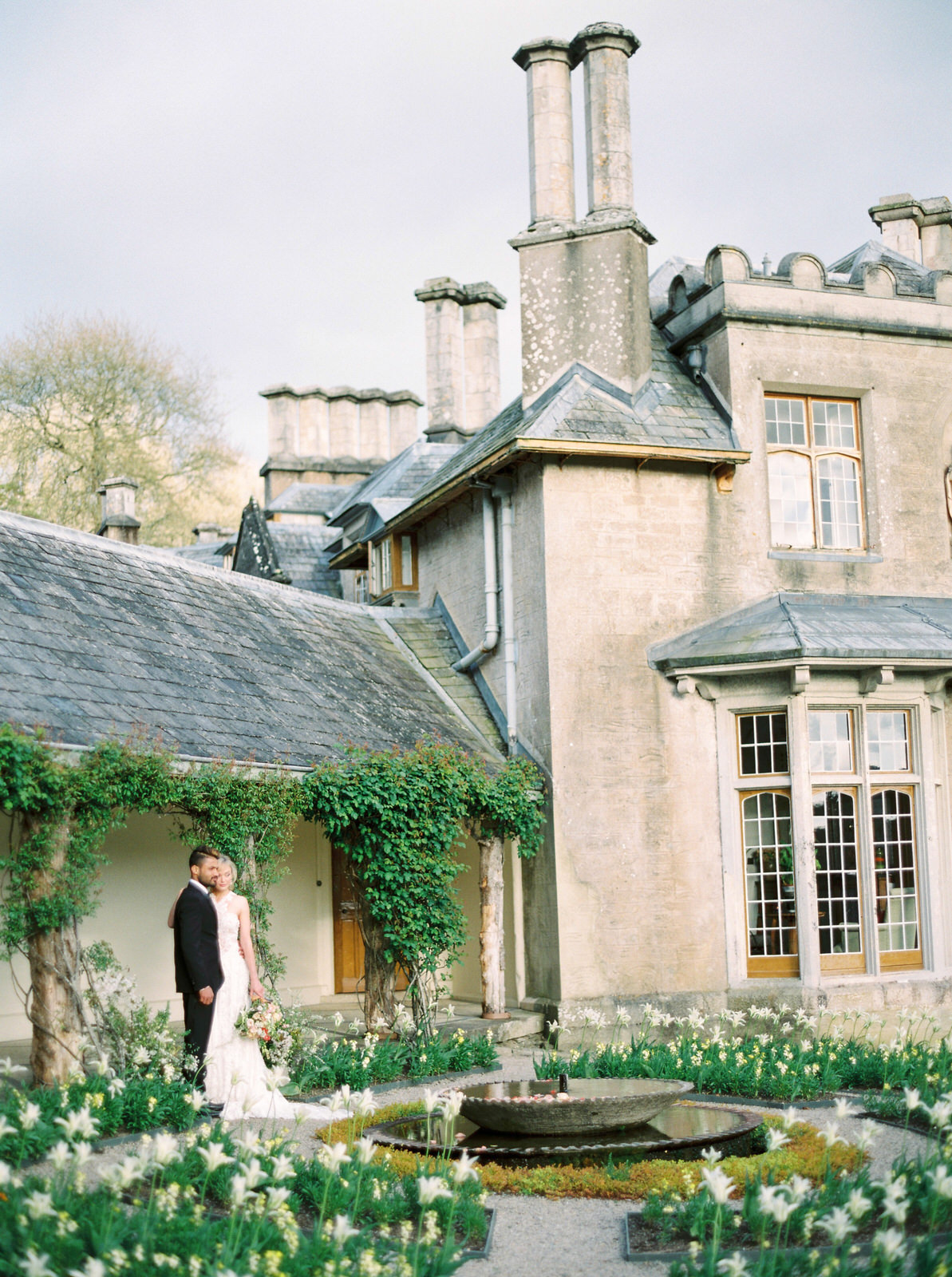 Hotel Endsleigh Wedding by Imogen Xiana Photography-341