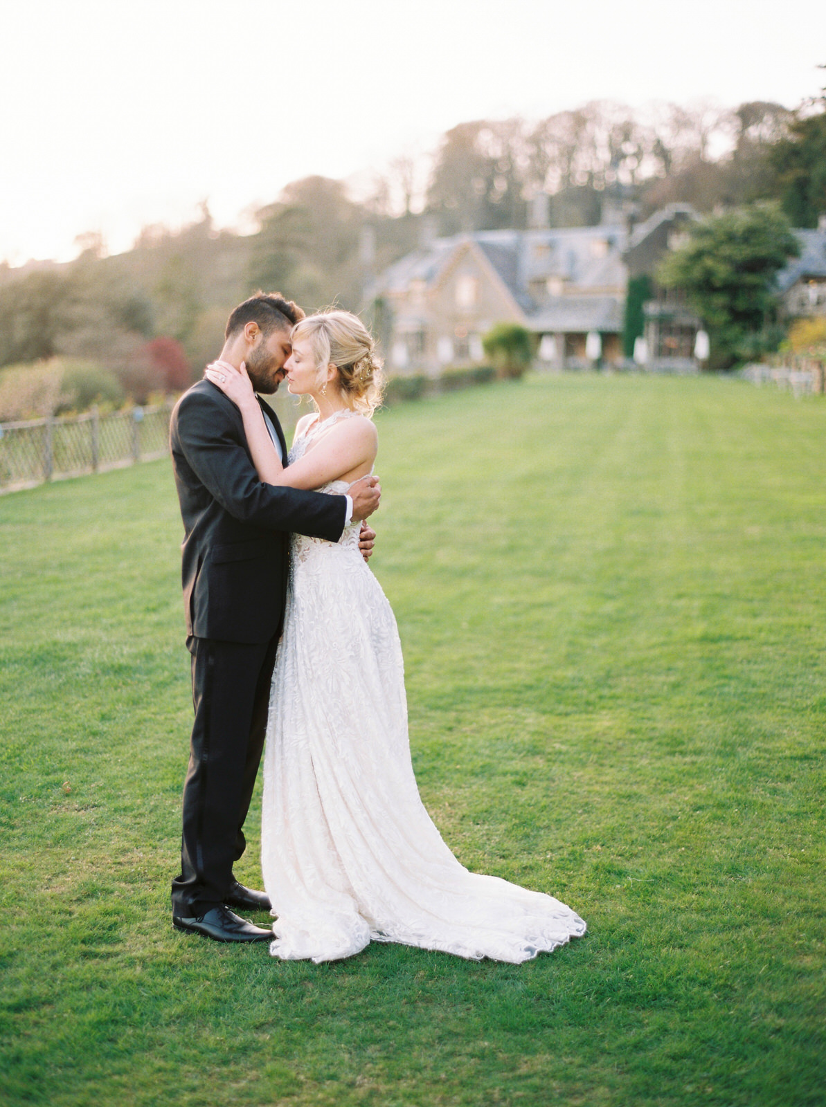 Hotel Endsleigh Wedding by Imogen Xiana Photography-452